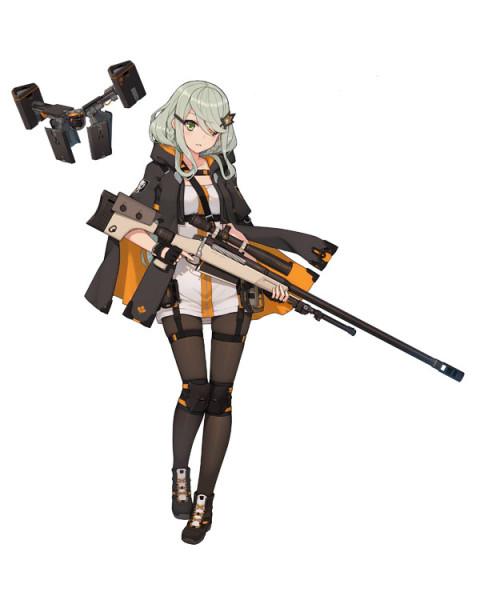 ★5ライフル「TAC-50」