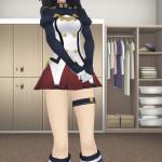 【画像あり】楓さんのエッチなプロムナード衣装衣装をご覧くださいwwwwwww