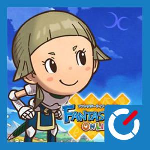 ファンタジーライフオンライン ロゴ
