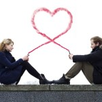 Concept of lovers communication trough social network