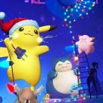 やっぱ「クリスマスの」ってのは言わないのなで、イベントはピカチュウだけかい