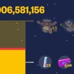 【速報】20億匹の捕獲達成!ほしのすなが2倍に!さらにポケモンの出現率も大幅アップ!!!