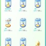 【衝撃】持ってる卵をありったけ孵化装置に入れた結果←そもそも1日に10km歩くって可能なの?
