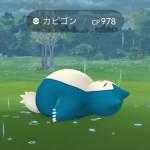【朗報】野生でアローラナッシーを発見!低確率で出現している模様!