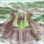 霞の谷の祭壇