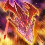 真紅眼の凶星竜ーメテオ・ドラゴン