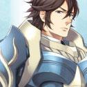 <穏和な騎士団長>フレデリク