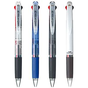 三菱鉛筆 クリフター3 多色ボールペン