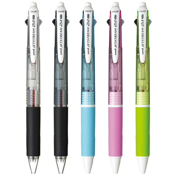 三菱鉛筆 ジェットストリーム 2&1 3機能トリプルペン