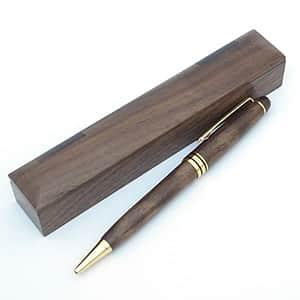 木製ボールペン ケース付
