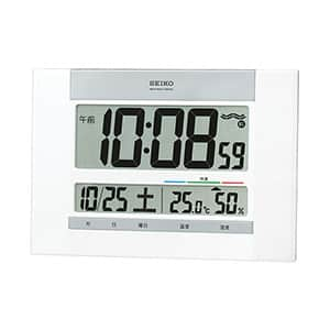 セイコークロック 電波掛置兼用時計 SQ429W