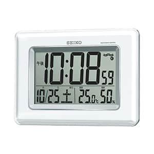 セイコークロック 電波掛け置き兼用時計 SQ424W