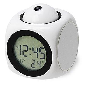 プロジェクター機能付き時計 音声機能付き