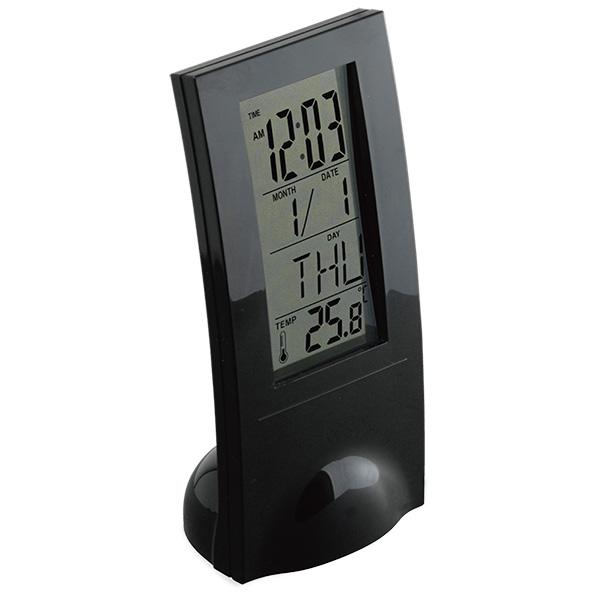 コンパクトLCD時計