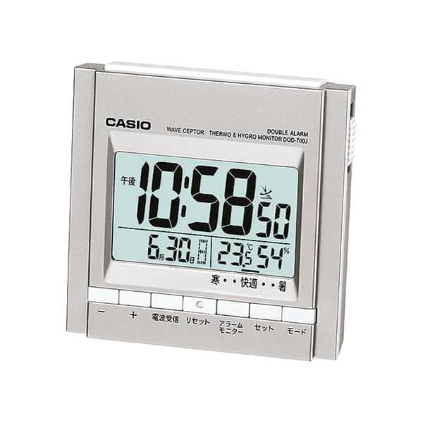 カシオ 電波時計 DQD-700J-8JF