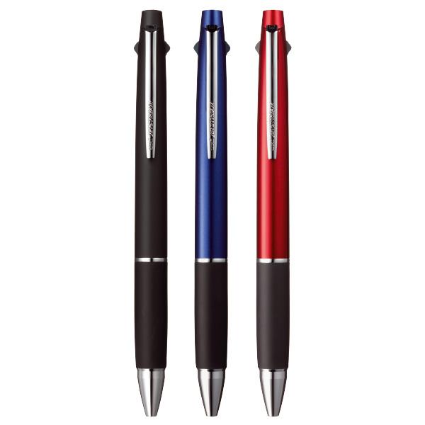 三菱鉛筆 ジェットストリーム ノック式多機能ペン 2&1 MSXE3-800-07