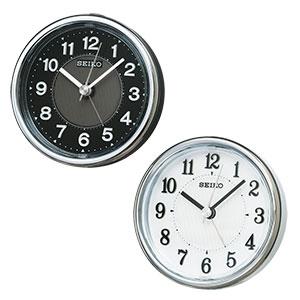 セイコークロック クオーツ時計 目覚まし機能付き KR895