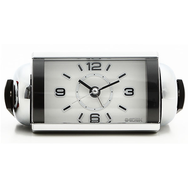 セイコークロック社製 ライデン 大音量ベル音目覚まし時計 NR442