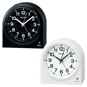 セイコークロック アラームライト表示つき目覚まし時計 KR894