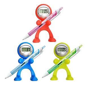 クロックレンジャー+三菱鉛筆 ジェットストリームボールペン セット