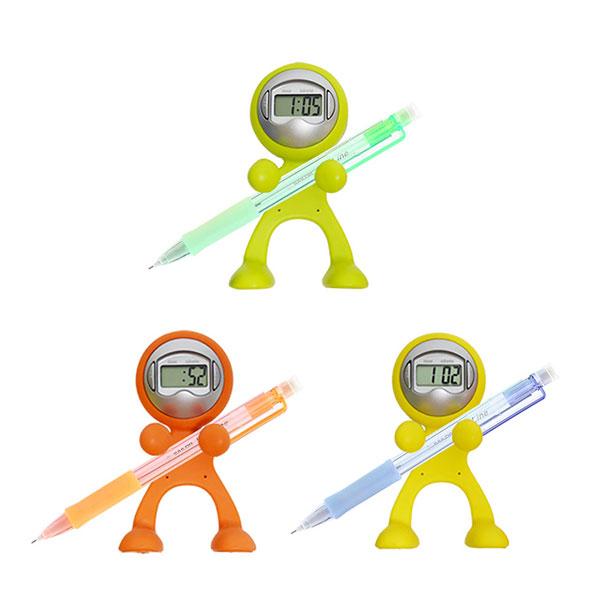 クロックレンジャー+セーラー フェアラインシャープペン セット