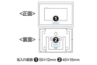 カシオ 日めくりカレンダー 掛け置き兼用 電波時計 IDC-120J-5JF