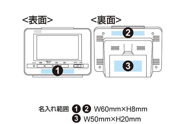 セイコークロック社製 PYXIS(ピクシス)温度表示付電波時計 NR535W 包装箱入り