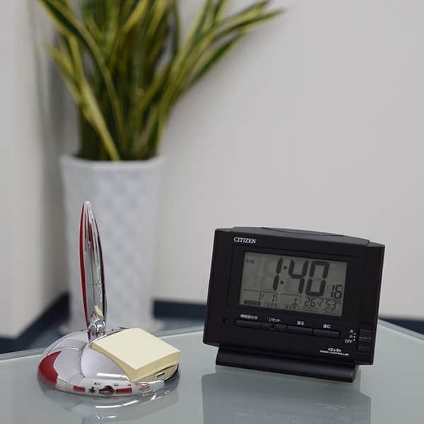 シチズン 電波時計 パルデジットユーイ 8RZ134 包装箱付