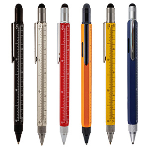 MONTEVERDE ワンタッチ スタイラス ツールペン ボールペン