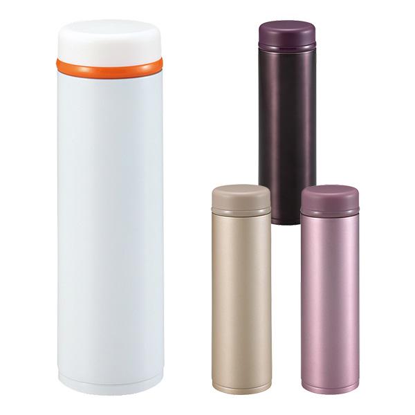 パール金属 内面フッ素樹脂加工真空ボトル 500ml 4色展開
