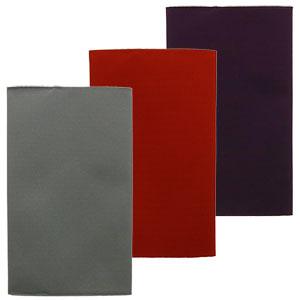 金封ふくさ つづれ織 3色展開 鼡 朱 紫 化粧箱入り