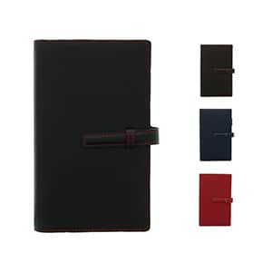 ダ・ヴィンチグランデ ピッグスキン 本革システム手帳 聖書サイズ 15mmリング