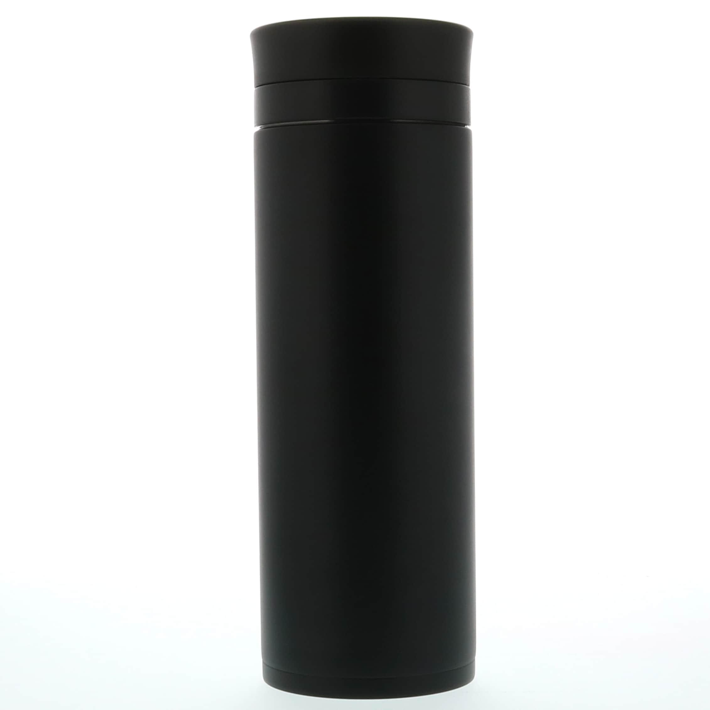 ステンレスカフェボトル 500ml 2色