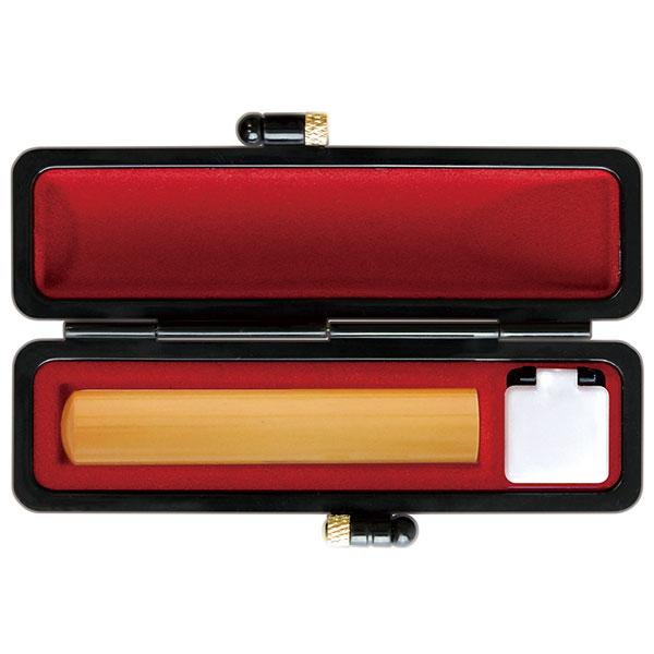 アカネ 12mm オリジナルブラックケース 銀行印・認印向き
