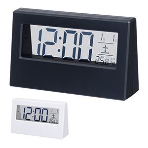 シンプルスタイル電波時計 卓上型