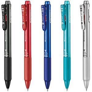 ぺんてる ビクーニャ フィール 多機能ペン 0.7mm 5色展開