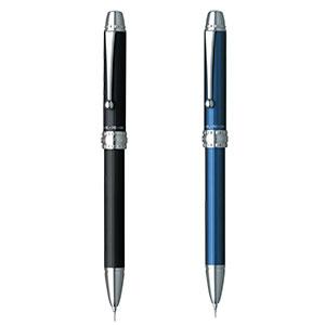 プラチナ万年筆 ダブル4アクション 多機能ペン 回転式