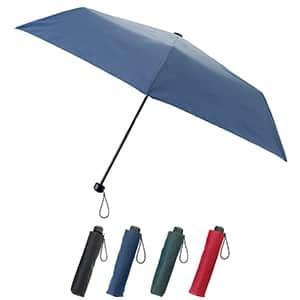 サイクロン折畳み傘 耐風構造 4色展開