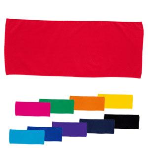 カラーフェイスタオル 綿100% 12色展開