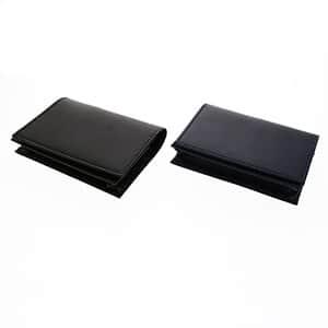 リサイクルレザーカードケース