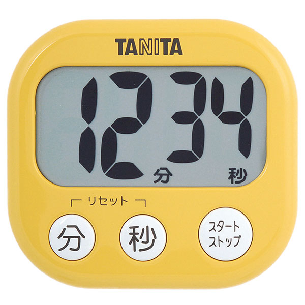 タニタ デカ見えタイマー TD-384