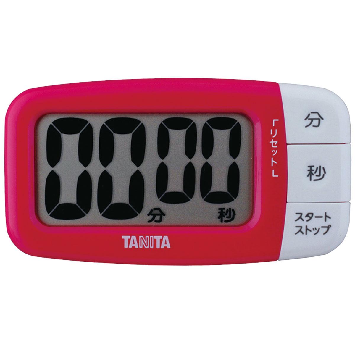 タニタ でか見えタイマー TD-394