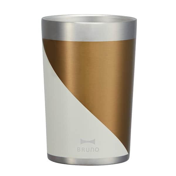 BRUNO ステンレスカップ Short 250ml 真空二重構造