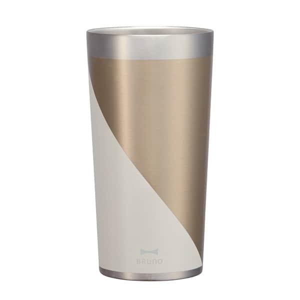 BRUNO ステンレスカップ Tall 450ml 真空二重構造