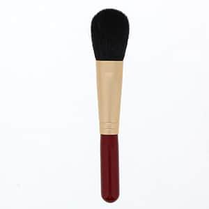 熊野化粧筆 筆の心 チークブラシ(ショート)