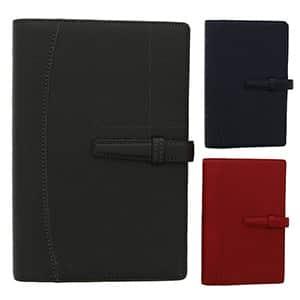 ダ・ヴィンチグランデ 山羊革 聖書サイズ システム手帳 リング15mm
