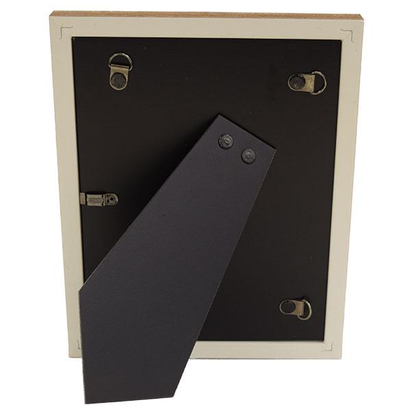 ロジェ インテリアフォトフレーム 掛け置き兼用 ポストカードサイズ×2