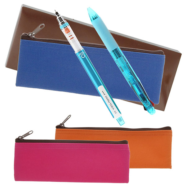 クルトガ フェアライン3色ボールペン ペンケースセット