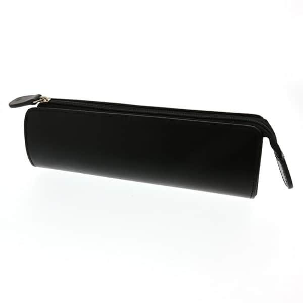 エコレザーペンケース 黒