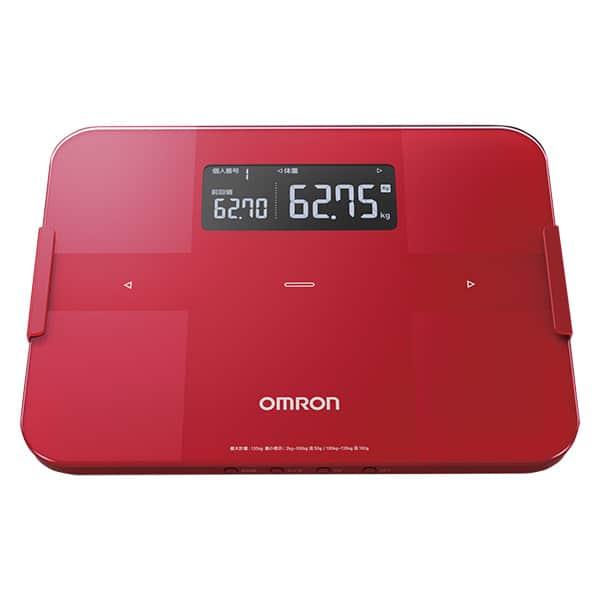 オムロン 体重体組成計 カラダスキャン 両足測定タイプ HBF-255T